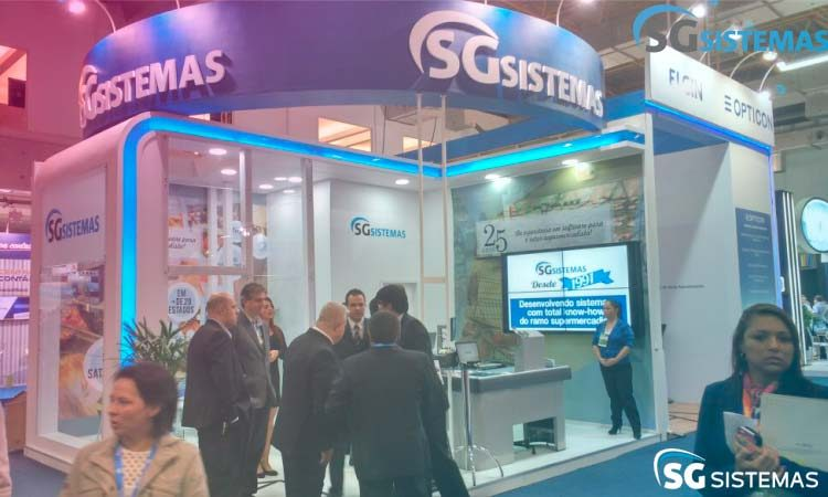 SG Sistemas está presente na APAS 2016
