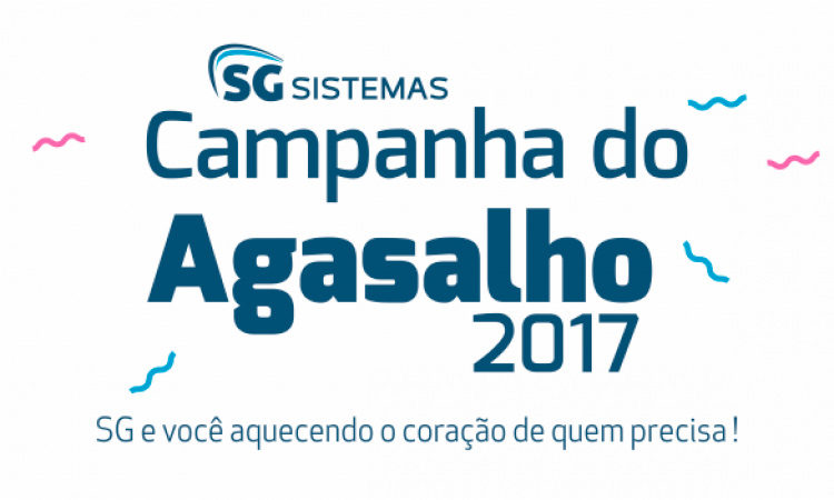 Encerramento Campanha do Agasalho 2017 SG Sistemas
