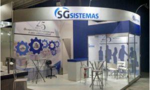 SG Sistemas leva tecnologia à Mercosuper 2016