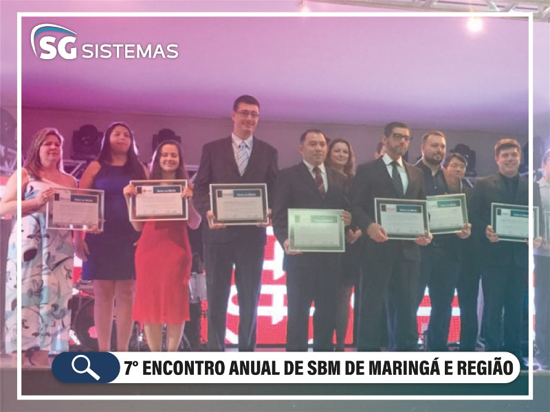 7º Encontro Anual de SbM de Maringá e Região