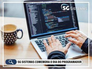 SG Sistemas comemora dia do programador
