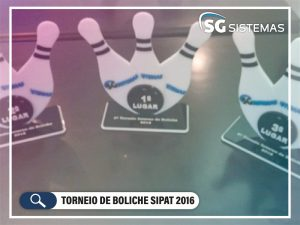 Torneio de boliche SIPAT 2016