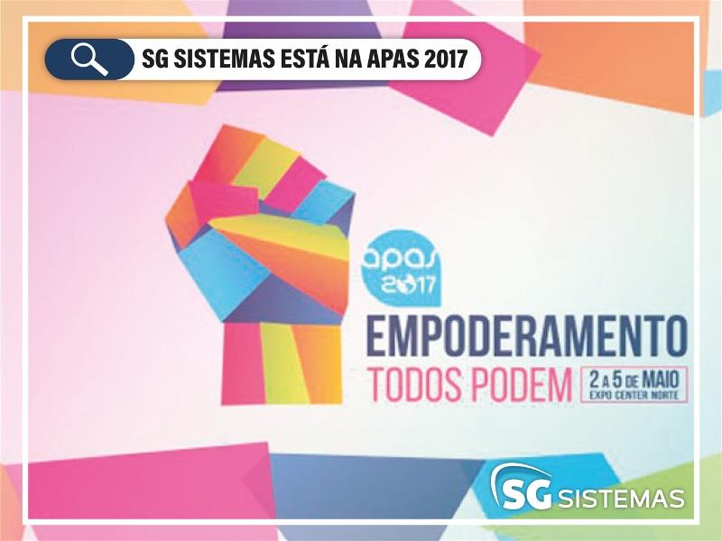 SG Sistemas está na APAS 2017
