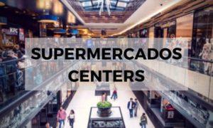 Supermercados estão se tornando shopping centers.