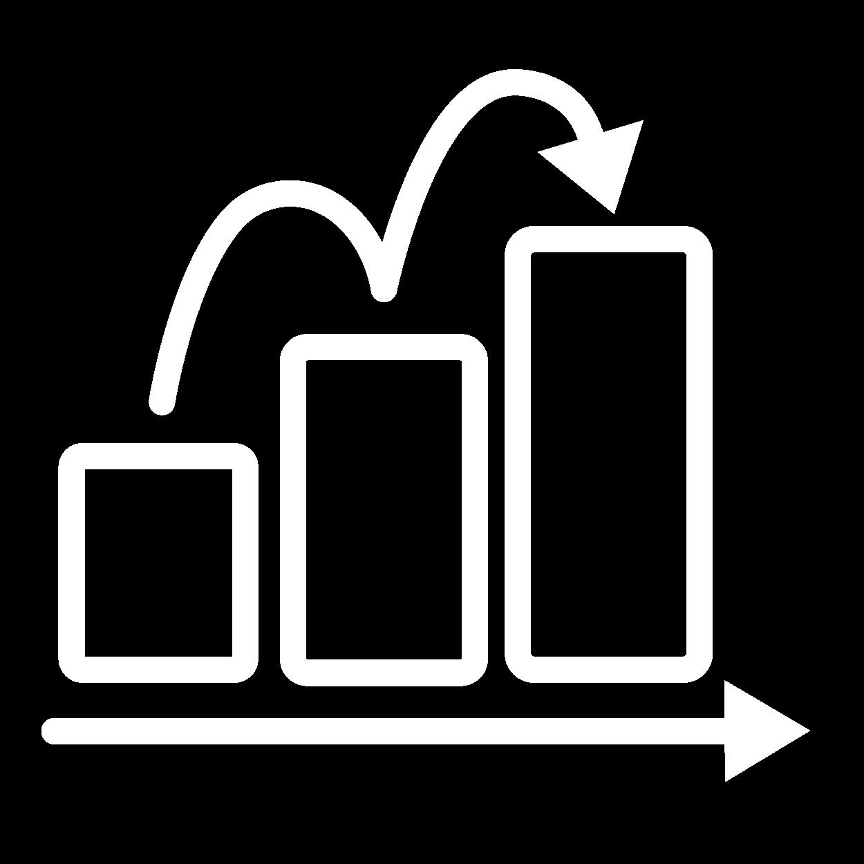 icone aumento de vendas