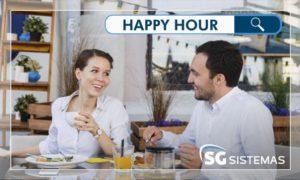 Como aproveitar o happy hour em meu estabelecimento?