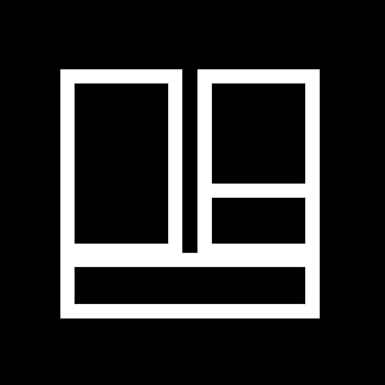 icone espaçamento