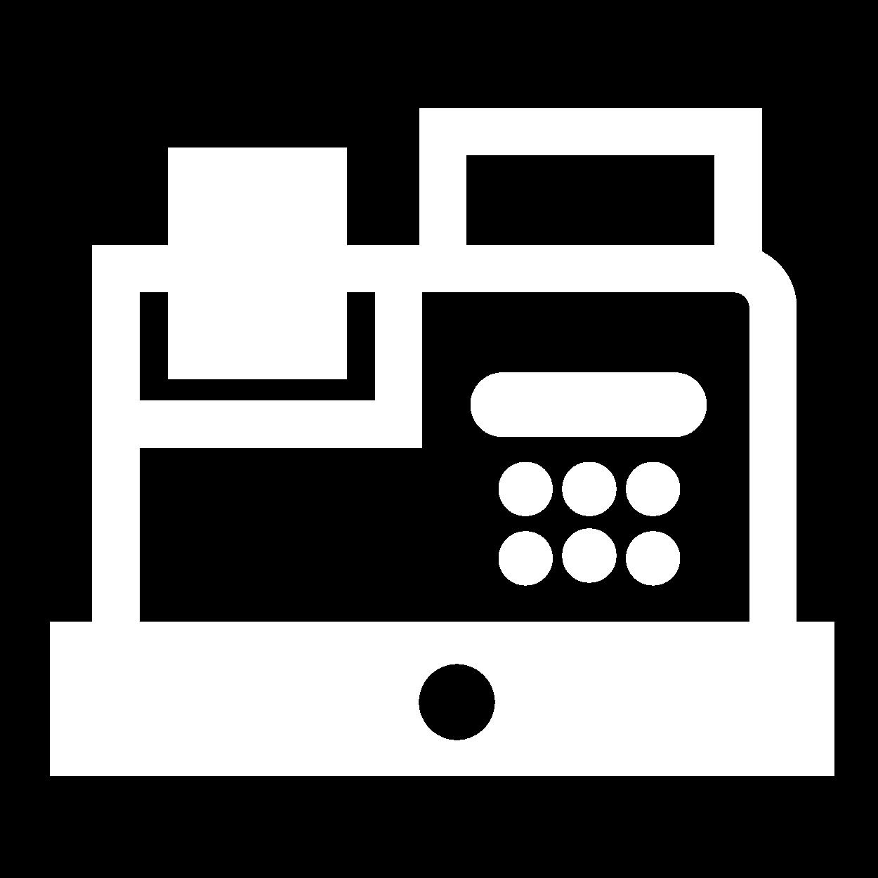 icone frente de caixa