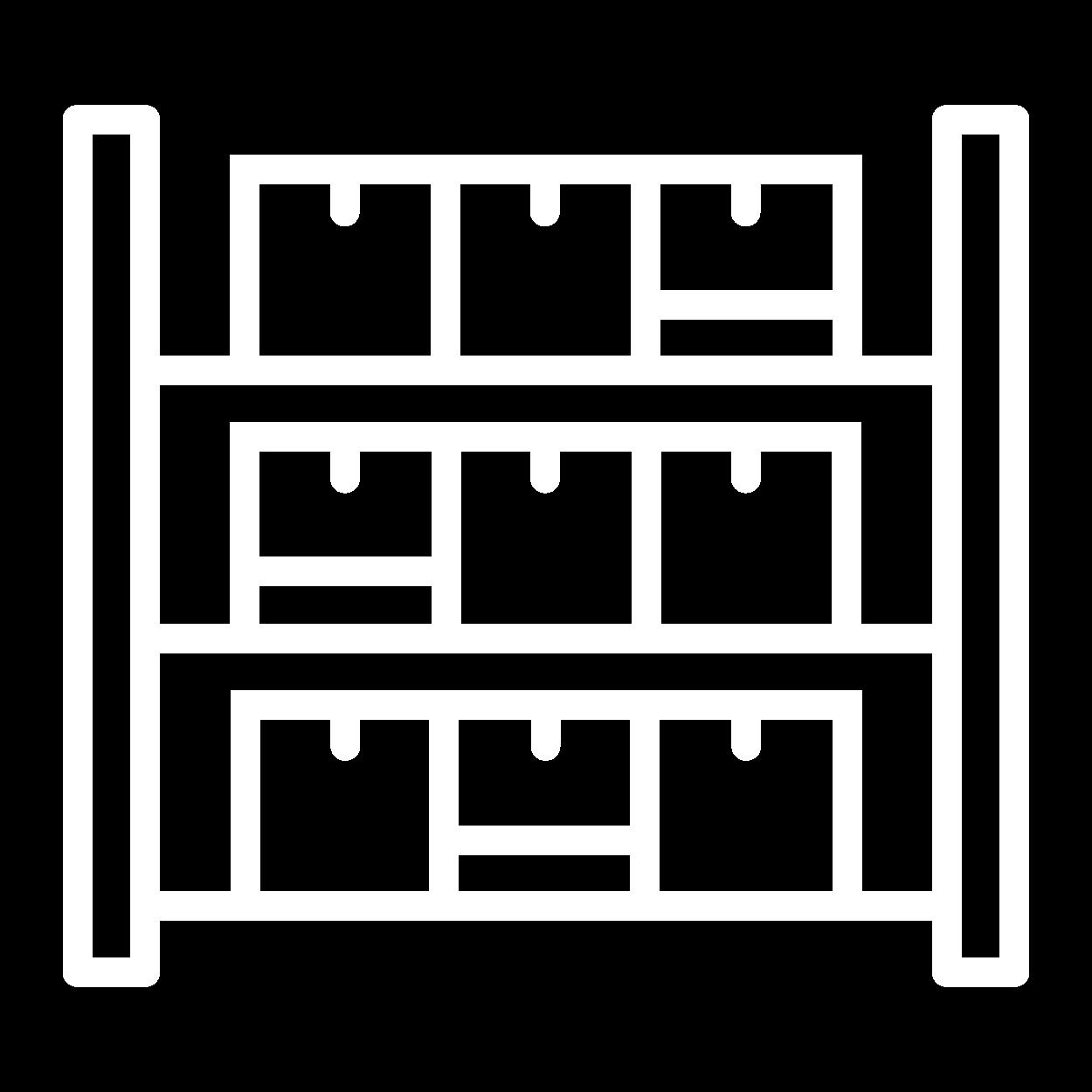 icone gestão de estoque