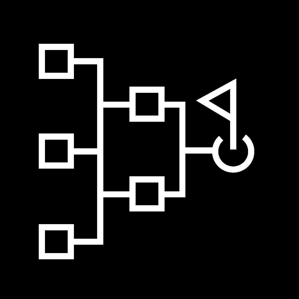icone interligação