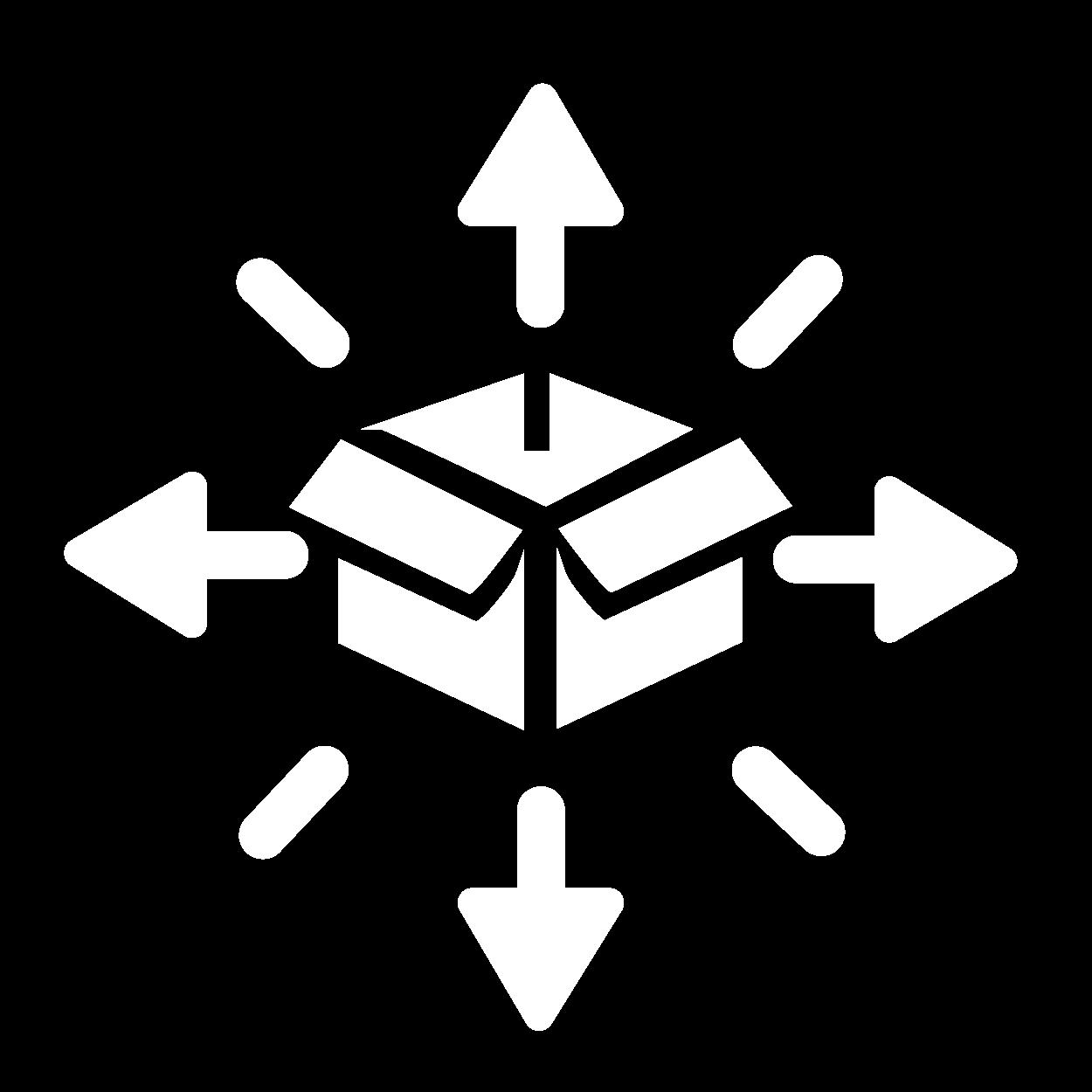 icone reposição demercadoria