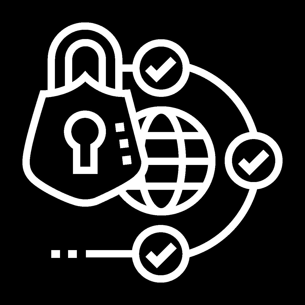 icone segurança de dados