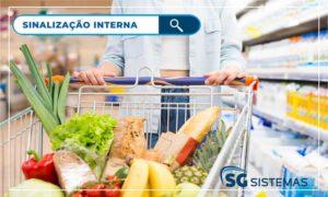 Dicas para melhorar a sinalização interna no supermercado