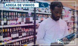 Adega de vinhos – Como expor no supermercado?