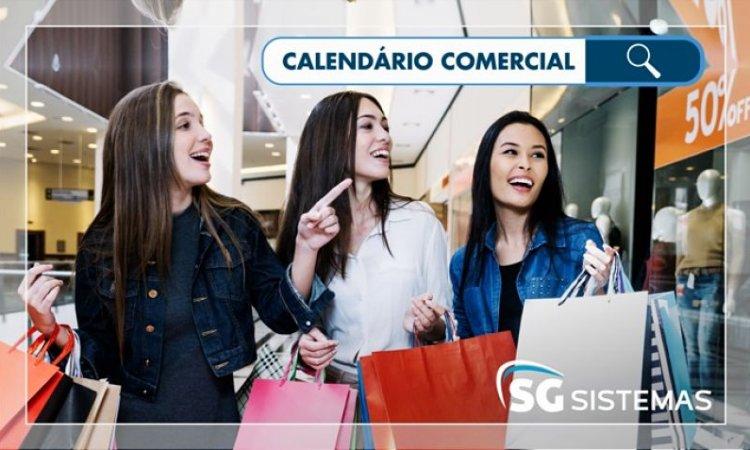 Datas sazonais e calendário comercial –  Prepare-se para vender mais!
