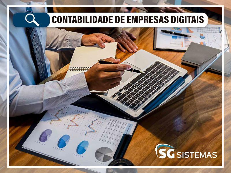 contabilidade de empresas digitais