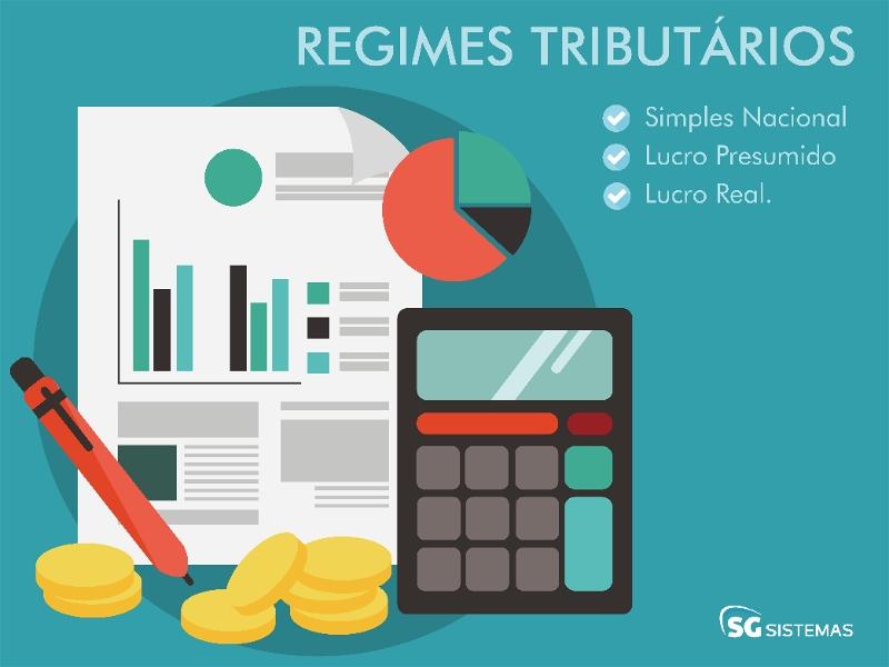 regimes tributários