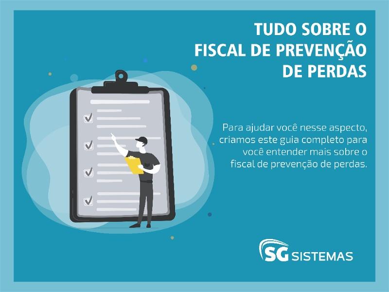 tudo sobre o fiscal de prevenção de perdas