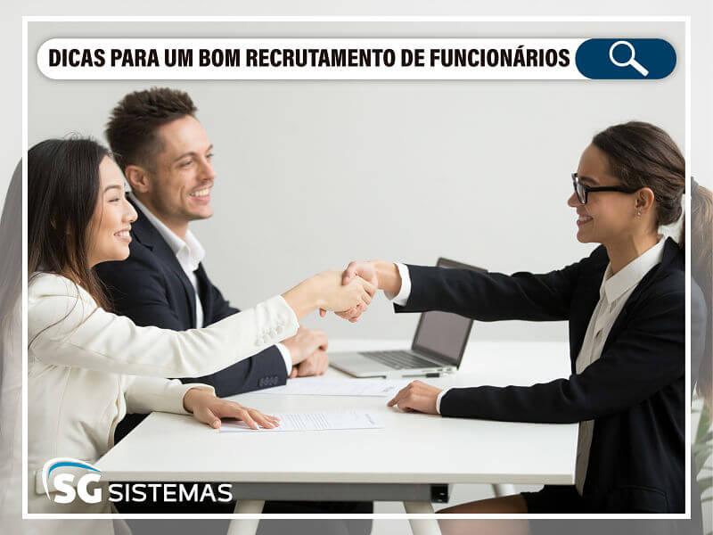 Como fazer um bom processo de recrutamento e seleção em sua empresa