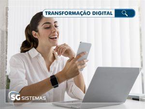 O que é transformação digital e como esse fenômeno mudou o Mercado