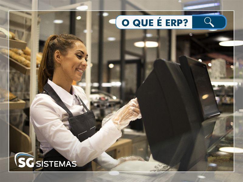 O que é ERP e para que serve esse sistema na gestão de sua empresa