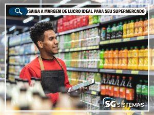 Qual é a margem de lucro ideal para um supermercado? Existe um número?